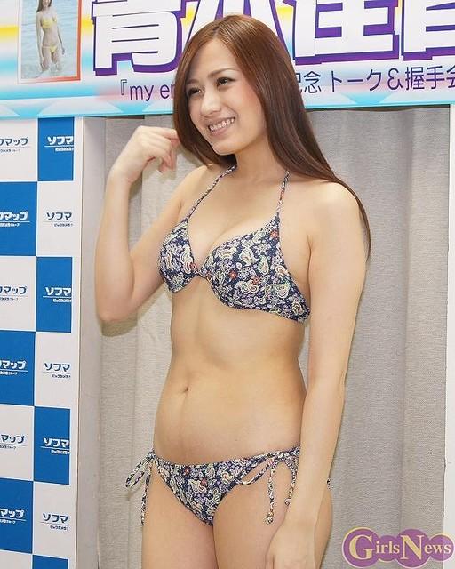 画像】青木佳音 長身スレンダー美女からの誘惑 2/5 - ライブドアニュース