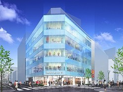池袋サンシャイン60通りに新商業ビル 都心最大級のユニクロ出店