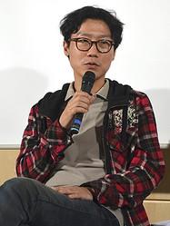 来日したファン・ドンヒョク監督