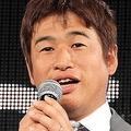 宮崎駿監督にプレゼンしたドワンゴ・川上量生会長(2014年撮影)