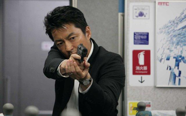 『藁の楯 わらのたて』(C)木内一裕/講談社 (C)2013映画「藁の楯」製作委員会