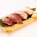 江戸時代の寿司を再現 現代の2倍以上ある大きさで食べ応え満点