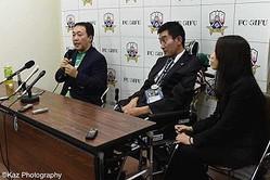 難病ALSで業務困難に…岐阜の恩田社長が辞任「幸せな時間を過ごせた」