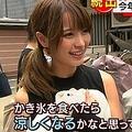 「スーパーJチャンネル」がかき氷店で取材した人 桃乃木かなと判明し話題