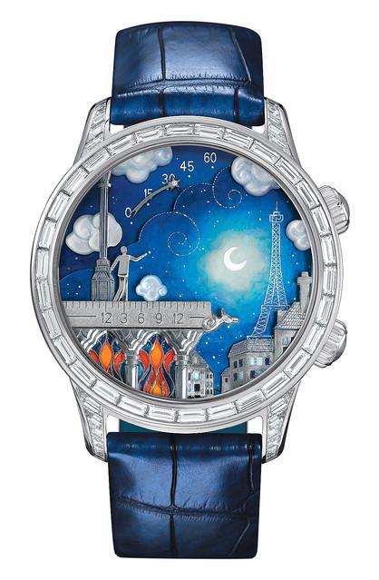 【会員ご招待】ヴァン クリーフ&アーペル 2012新作時計披露イベントにご招待!