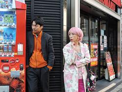 『ろんぐ・ぐっどばい〜探偵 古井栗之助〜』 ©日本スカイウェイ
