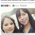 セルフィーの少女2名飛行機の翼に打たれて死亡(出典:http://www.mirror.co.uk)