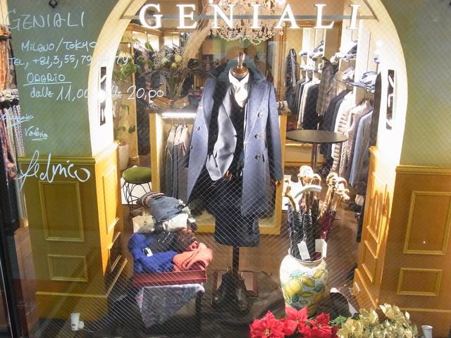 イタリア人が通うセレクトショップ「GENIALI MILANO 銀座店」