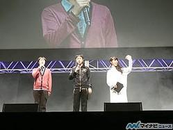 『劇場版銀魂』第2弾、2013年夏公開決定 - ジャンプフェスタ2013