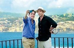 英国中年男性ふたりがミニクーパーでイタリア旅…ってなんて最高な設定なの! - 映画『イタリアは呼んでいる』より  - (c) Trip Films Ltd 2014
