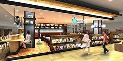 CCC新カフェ事業 ツタヤ東北旗艦店に「カルフェ」オープン