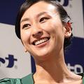 浅田舞。9月6日、佐藤製薬「ストナシリーズ」新CM発表会にて