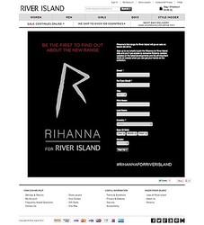 リアーナが英ブランドとロンドンファッションウィークでショー発表