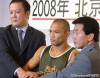 母校山梨学院大学の恩師、高田氏とのタッグで五輪出場を目指すKID