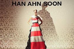 HAN AHN SOON、2012 春夏の最新コレクション