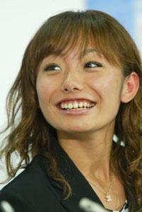注目の安藤美姫 (写真:Yutaka/AFLO SPORT)