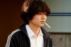 おめでとうございます! - 映画『さよなら歌舞伎町』より染谷将太  - (C)2014『さよなら歌舞伎町』製作委員会
