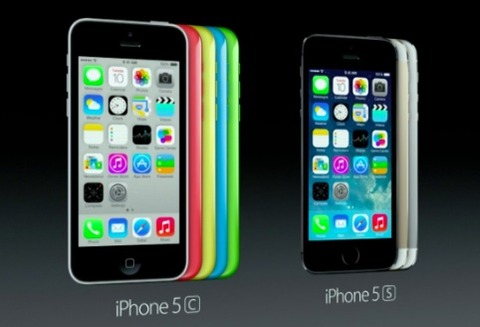 Apple、新スマホ「iPhone 5s」と「iPhone 5c」の合計販売台数が発売後3日間で900万台突破と新記録達成!iOS 7もすでに2億台で稼働