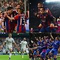 欧州CLの準決勝進出4クラブが出揃う レアル・マドリードは5季連続