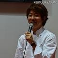 川越達也シェフ(写真は9月18日イベント時撮影)