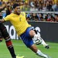 物足りない結果に終わったフッキ。ブラジル敗退の要因のひとつだ(写真/フォート・キシモト)