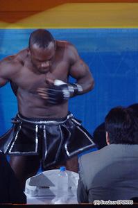 マヌーフ、殴って殴って殴り倒した/HERO′S 有明