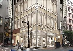 スタージュエリー旗艦店が銀座に エノテカのカフェ併設