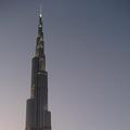 人類史上もっとも高い建造物、「ブルジュ・ハリファ(旧名ブルジュ・ドバイ)」
