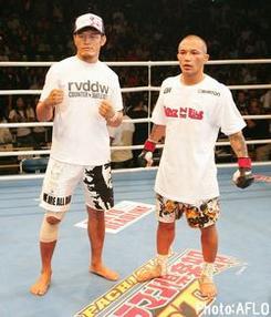 日本人中軽量級最強を決める大一番、勝者はどっちだ?