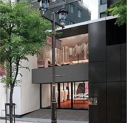 コシノヒロコ、路面店とアートギャラリーを銀座に同時オープン