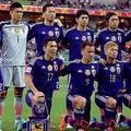 サッカー日本代表 (撮影/岸本勉・PICSPORT)