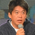 日本の政治について語る、堀江貴文氏