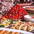 和食ビュッフェレストラン「大地の贈り物」にて「いちご食べ比べ祭り」開催!