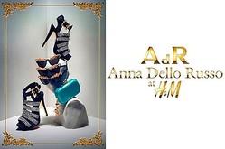 Anna Dello Russo at H&M、2012-13秋冬の最新コレクション