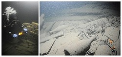 沈没船から引き揚げられた19世紀のシャンパンが1千万円弱で落札