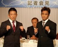 テイクダウンでは永田、下からの展開では勝村。一体どんな闘いとなるのか?