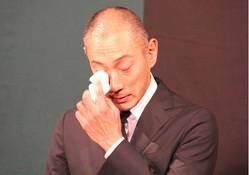 会見を開いた市川海老蔵さん(2017年6月23日撮影)