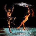 公演再開となったシルク・ドゥ・ソレイユの「KA」  - Kevin Winter / WireImage / Getty Images