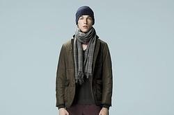 ユニクロ アンダーカバー「UU」メンズ、2012-13秋冬の最新コレクション
