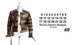 Maison Martin Margiela with H&M(メンズ編)、2012-13秋冬の最新コレクション