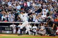 初回に本塁打を放ち、史上29年目となる3000安打を達成したAロッド [Getty Images]
