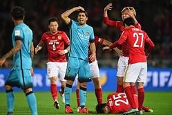 同僚の大ケガでチームに激震…広州GK「選手全員がショックを受けた」
