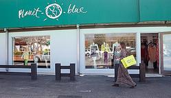 LA発「PLANET BLUE」本格上陸 フリーズショップ全店で展開