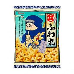 「忍者スナック ふわ丸・旨塩味」(参考小売価格税別122円)