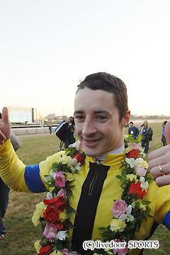 26歳のフランス人騎手、ルメール
