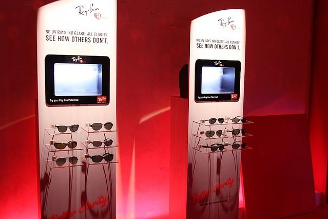 レイバンが偏光レンズ体験イベント「レイバン ポラライズド」を開催!