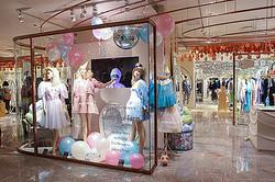 新進的な百貨店売場「解放区」新コンセプトで伊勢丹新宿店に復活