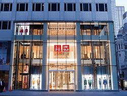 ユニクロが米国で事業拡大 13年秋に新規10店舗
