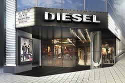 DIESEL 世界初コンセプトショップにカフェ併設