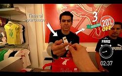 【動画】PUMA 人類最速のショッピング割引イベントを開催